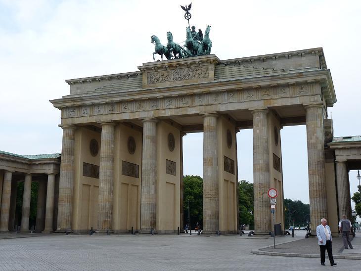 puerta brandenburg berlin