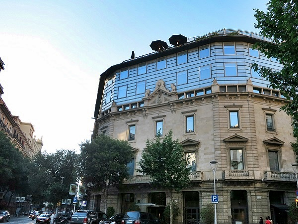 Barcelona Hotel Claris