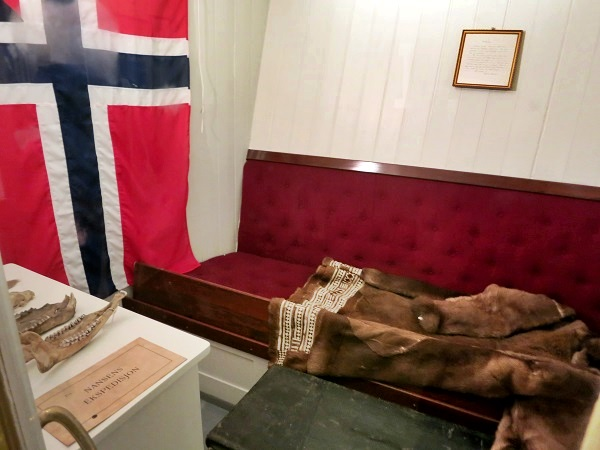 Fram Museum Oslo -  Südpol Expedition