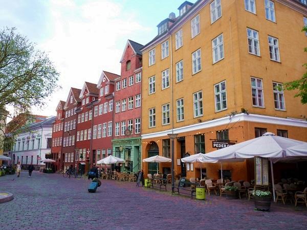 Kopenhagen Altstadt Platz