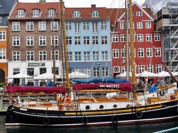 Mit dem Rad durch Kopenhagen - im Sonnenschein 18