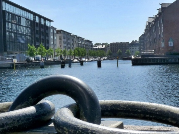 Kopenhagen am Wasser