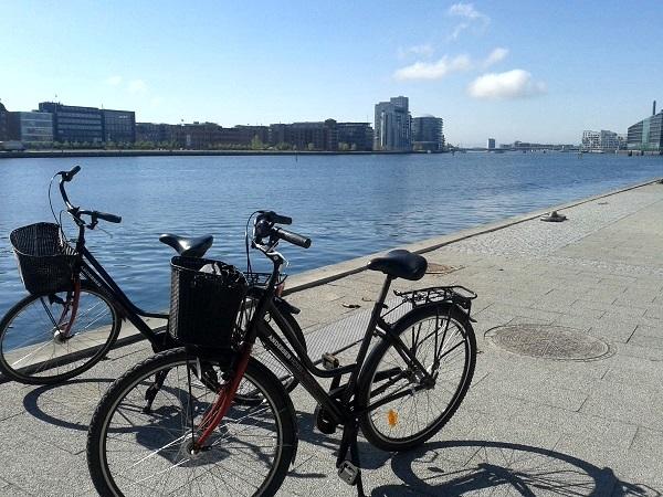 Kopenhagen mit dem Rad