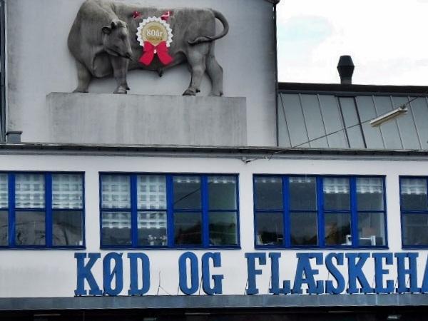 Meatpacker Viertel Kopenhagen