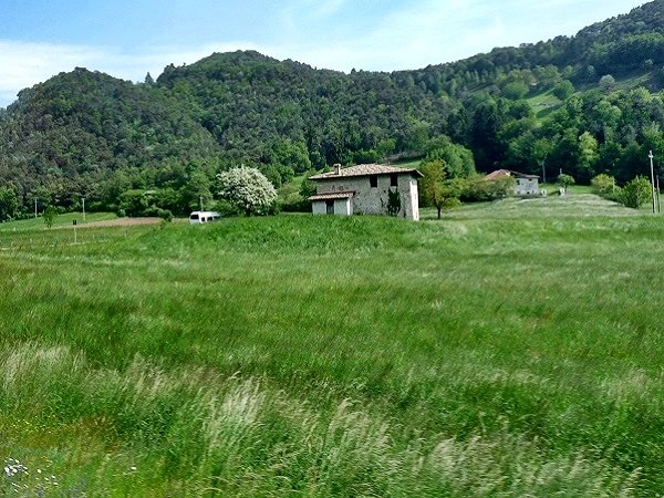 Naturpark Alto di Garda Tremosine, Gardasee, Italien