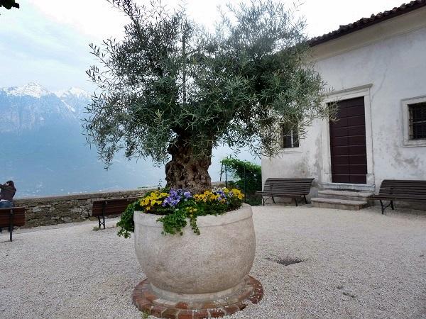Pieve di Tremosine, Gardasee Italien