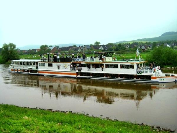 Weserbergland Flotte Weser