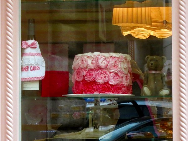 kosher cake ghetto ebraico Rom jüdisches Viertel