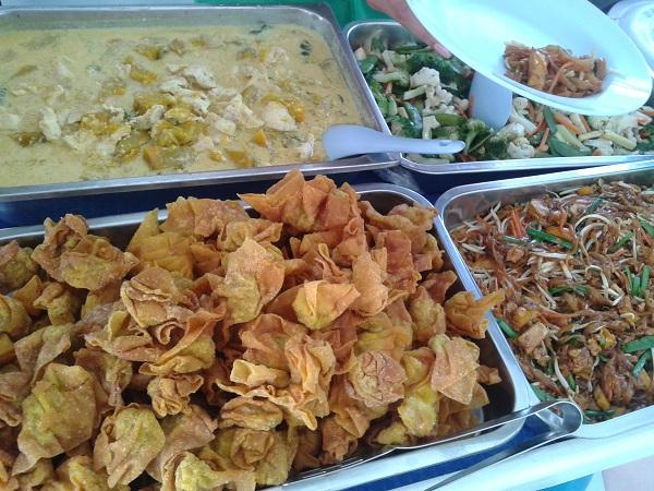 thailändische Küche Bangkok