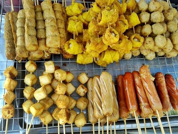 thailändische Küche garküche