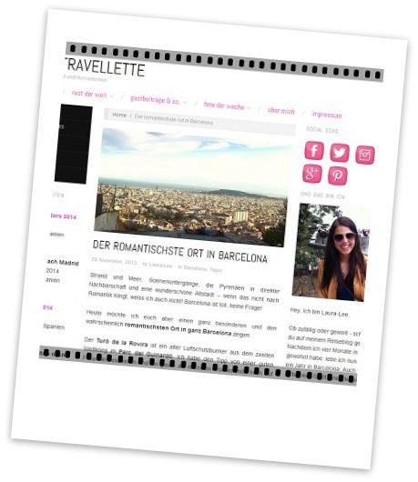 Reiseblogs Barcelona