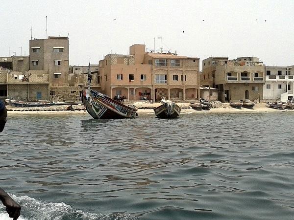 Dakar Senegal N'Gor Insel
