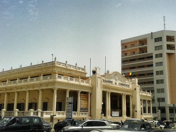 Dakar Senegal Chambre de Commerce