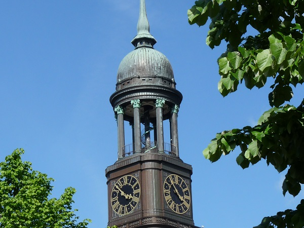 Hamburg Portugiesenviertel Michel