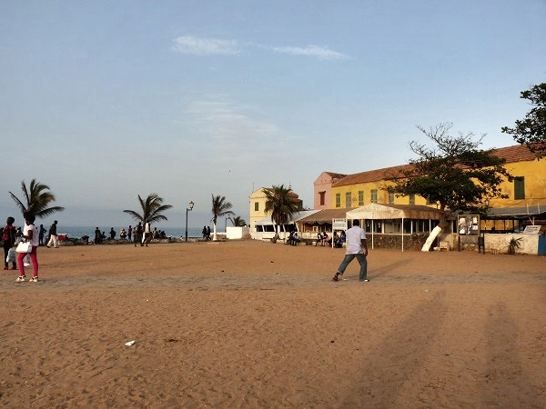 isla Goree Dakar - Senegal