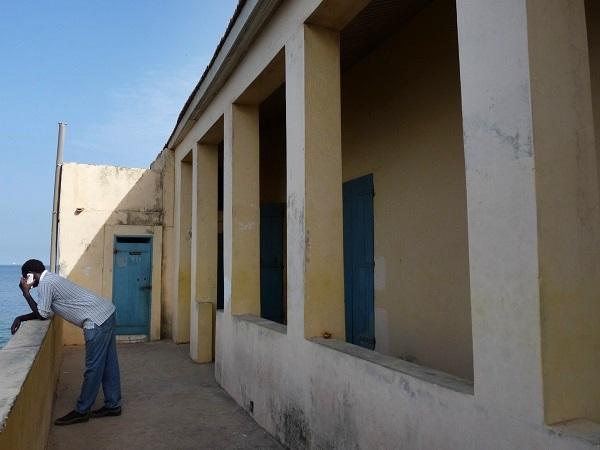 Maisons des Esclaves isla Goree Senegal