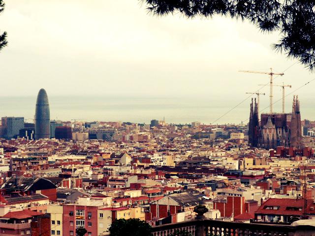 Barcelona Katalanisch Sprache