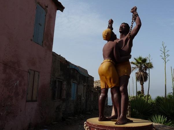 Maisons des Esclaves Goree Senegal