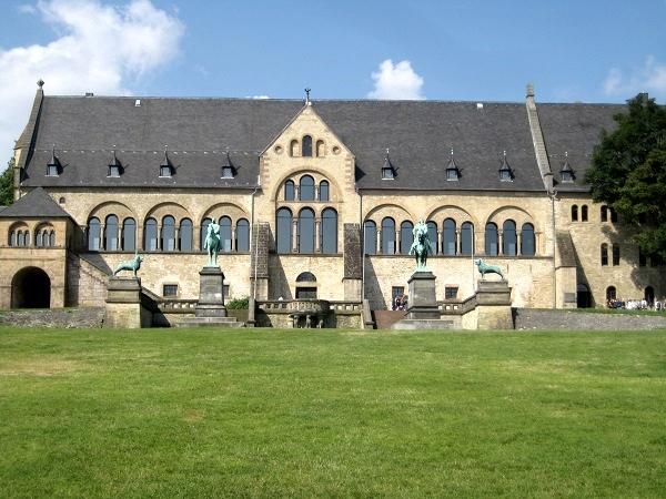 Goslar - die Kaiserpfalz