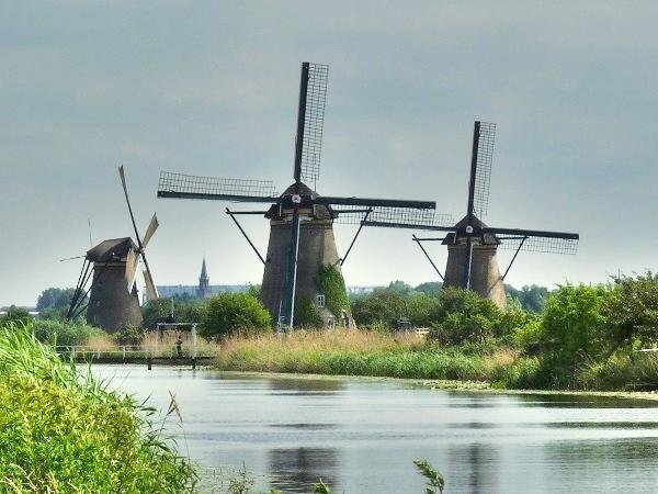 Kinderdijk WindmühlenPark