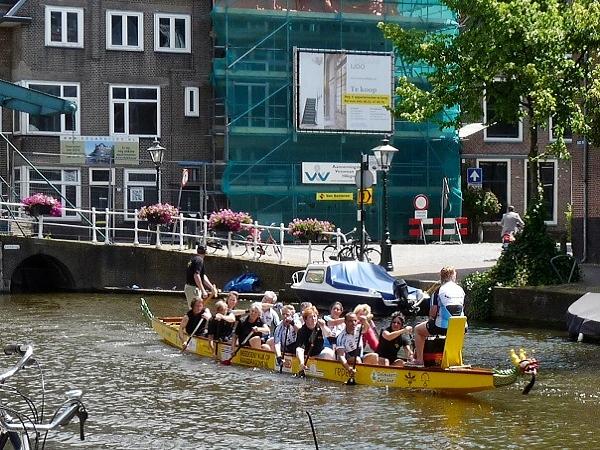 Leiden Grachten