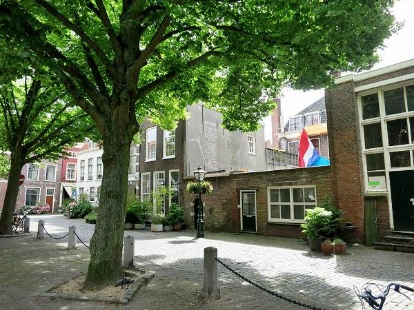 Leiden Holland Gedichte