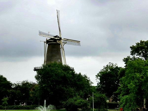 Leiden Windmühle