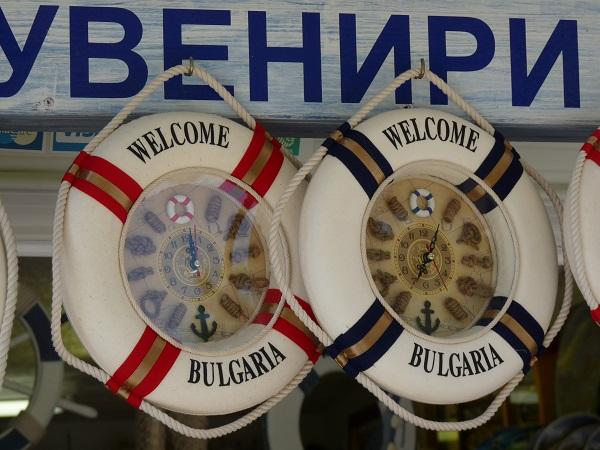 Nessebar Bulgarien Andenken