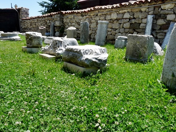 Nessebar Bulgarien Sveti Stefan Kirche