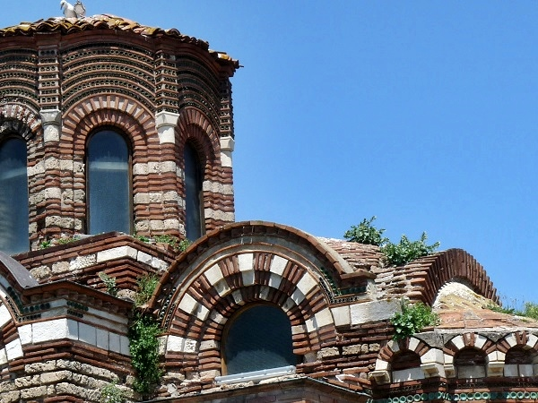 Nessebar Bulgarien Kirche