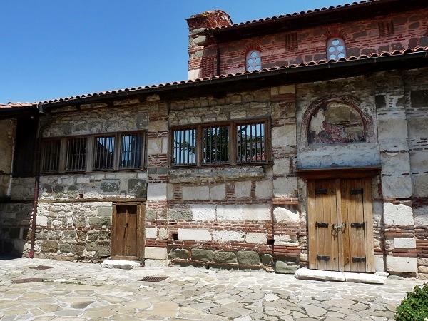 Bulgarien Kirche Sveti Stefan Nessebar