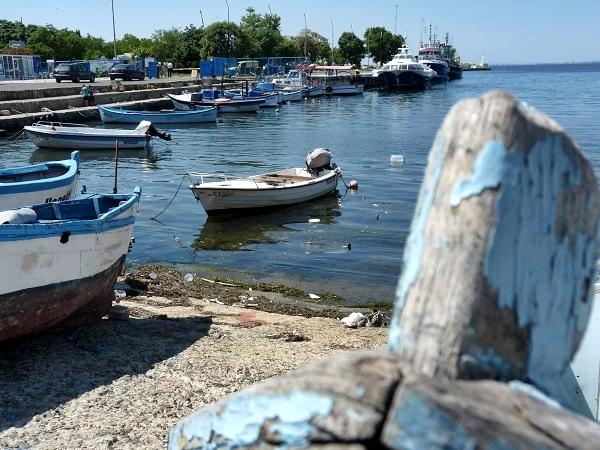 Nessebar Hafen Schwarzes Meer