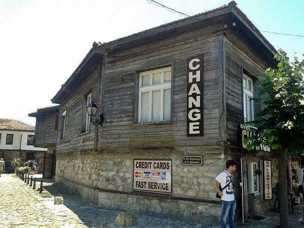Nessebar Bulgarien Haus