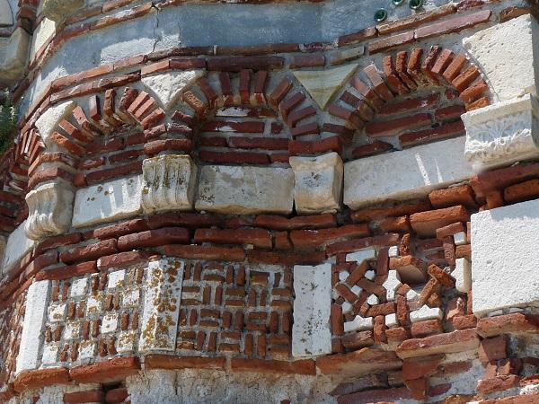 Nessebar Bulgarien Johannes Aleiturgetos Kirche