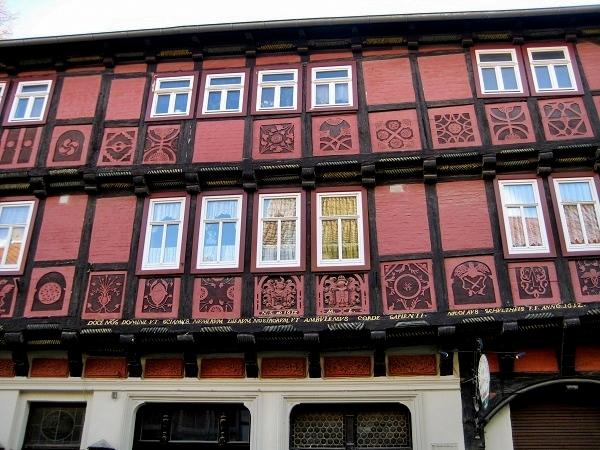 Quedlinburg im Harz Weltkulturerbe