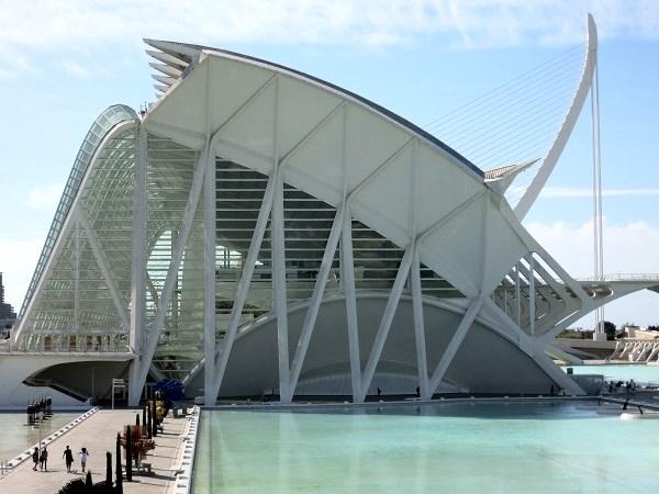 Valencia Ciudad de las Artes y Ciencias