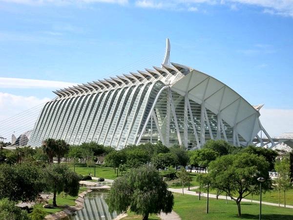 Valencia Ciudad de las Artes y Ciencias Museum