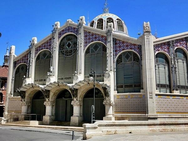 Valencia Markthalle