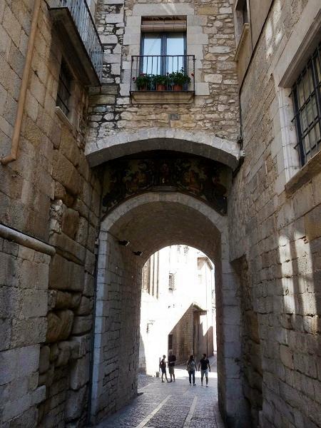 Girona Call Torbogen