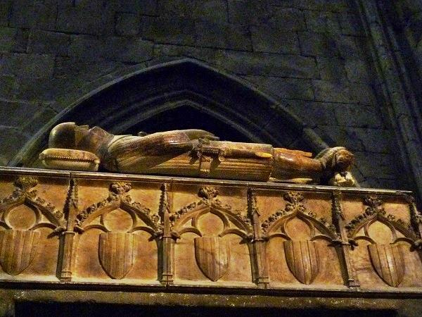Girona Kathedrale Innen