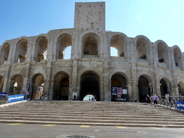 Arles Provence Amphitheater