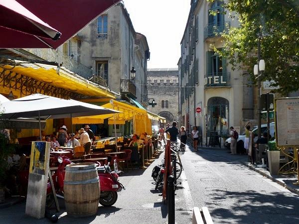 Arles Provence Cafe Van Gogh