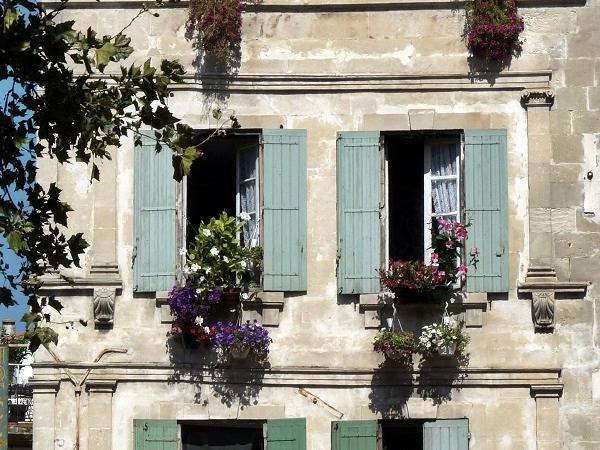 Arles Provence Altstadt