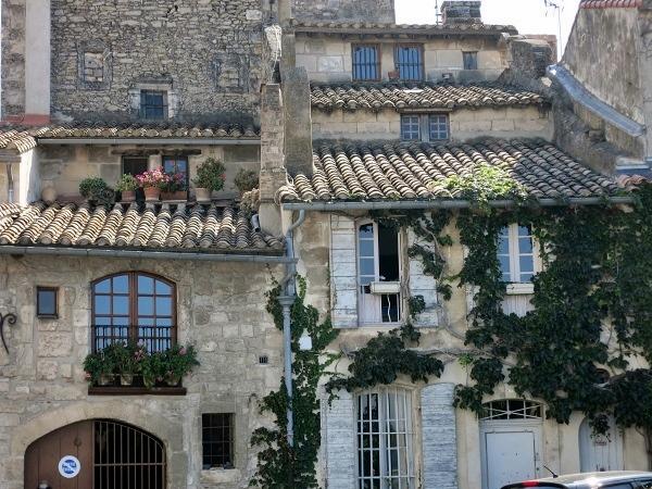 Arles Provence Fassaden