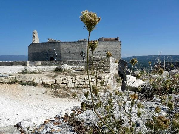 Chateau Marquis de Sade - Lacoste - Provence