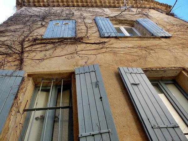 Gordes Fenster Provence