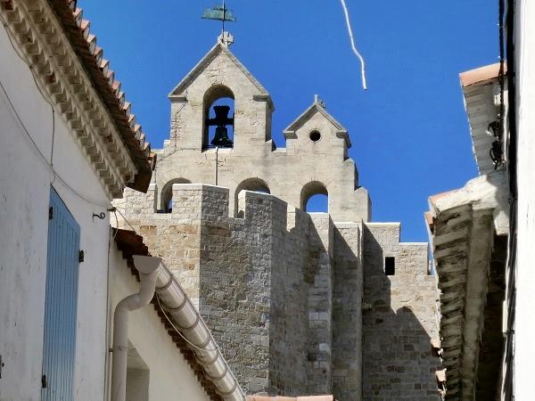 Kirche Saintes Maries de la Mer Camargue Provence