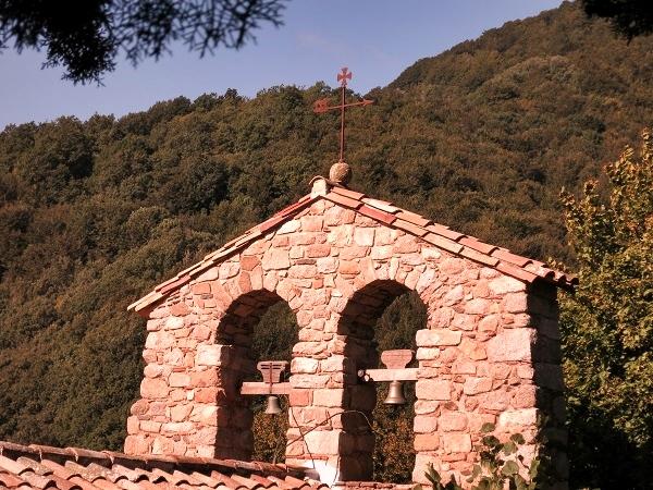 Kloster Montseny Wanderung