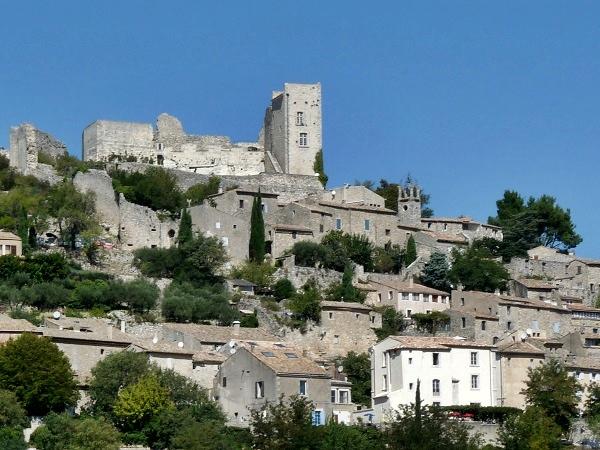 Lacoste Provence Dorf