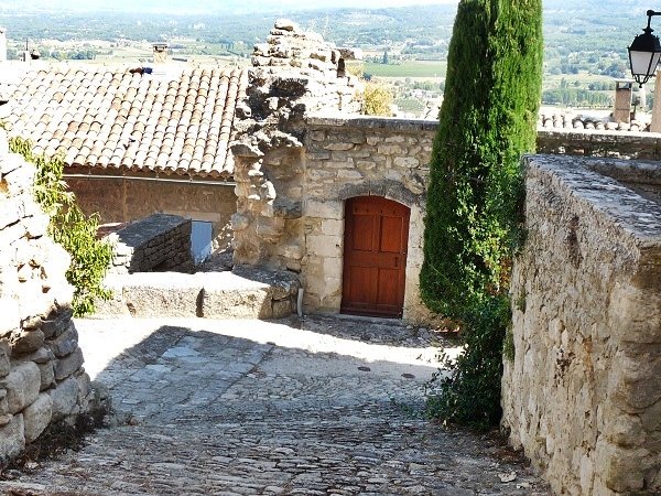 Lacoste Provence Gasse